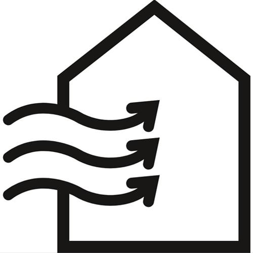 Skantherm Icon für Außenluftanschluss